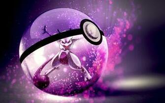 Pokemon mewtwo anime pokeball wallpaper 1920x1200 40702