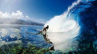 Tahiti Surf wallpaper   1001824