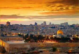 Jerusalem HD Wallpapers
