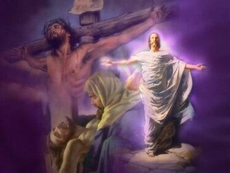 Resurrection and Ascension of Jesus Christ Wallpaper Photo Gallery