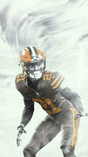 Victory Wallpaper 2 Denzel Ward Browns