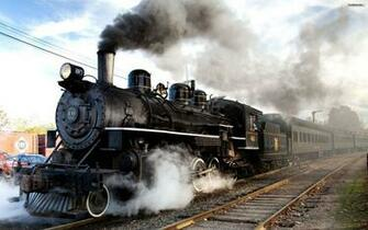 YouWall   Steam Train Wallpaper   wallpaperwallpapersfree wallpaper