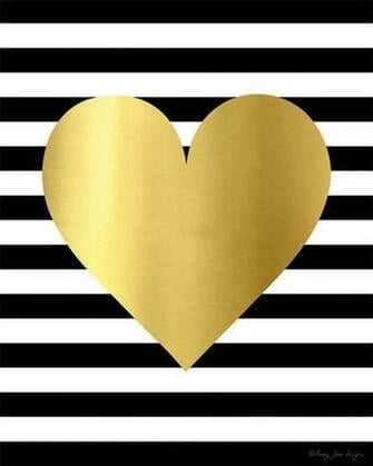 Gold Wallpaper Stripes Printables Black And White Pink Gold Gold