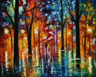 Leonid Afremov Paintings wallpaper 144442