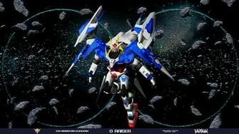 Gundam 00 Raiser Wallpaper by davislim