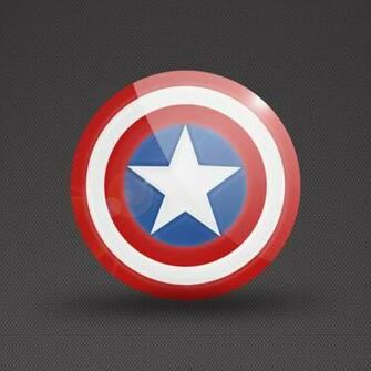 Captain America Shield Wallpaper Iphone Captain america   shiny