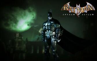 Asylum Batman Arkham Images Crazy Gallery