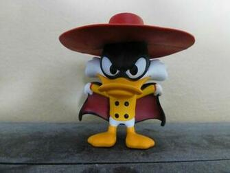 Disney Afternoon Mystery Mini   NegaDuck by LionKingRulez on