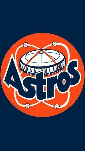Houston Astros   Major League Baseball Texas Sports logo