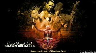 Shawn Michaels Wallpapers WWE HBK Shawn Michaels HD Wallpaper
