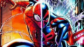 Spider Man 2099 Wallpapers   Top Spider Man 2099 Backgrounds