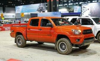 2015 Toyota Tacoma TRD Pro Series HD Picture Wallpaper   Image Detail