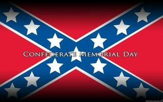 Confederate Memorial Day computer desktop wallpapers pictures