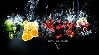 Fresh Fruits Wallpapers HD Wallpapers