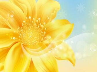 Golden Flower Vector Graphic Vector Graphics All Web