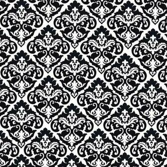 Black And White Damask Pattern Wallpaperawsome Backgrounds Wallpapers