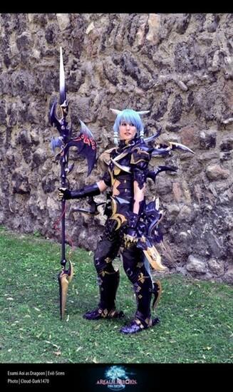 Ffxiv Dragoon Ffxiv dragoon cosplay esumi