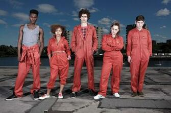 Misfits Is The Latest TV Show To Get An American Remake Sick Chirpse