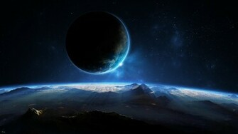 Distant Planet 3D Wallpapers HD Wallpapers