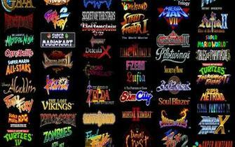 Video games super nintendo retro games wallpaper background