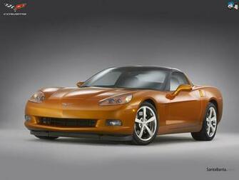 Corvette 1024x768 Wallpaper 1