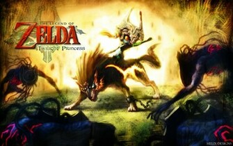 Twilight Princess Wallpaper 1680x1050 Twilight Princess The Legend