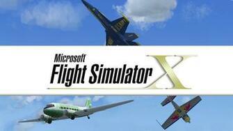 Microsoft Flight Simulator X Landing on Steam Next Week GotGame