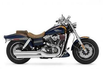 2010 Harley Davidson CVO Fat Bob FXDFSE2 f wallpaper background