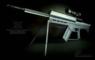 Hd Sniper Rifle Wallpapers Weapons   sniper rifle