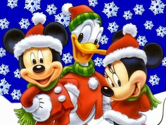 Disney Christmas   Wallpaper 24547