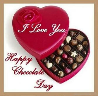 Chocolate Day Wallpaper Download   Happy Chocolate Day My Love