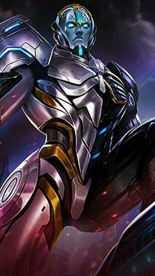 Gord Legendary Skin Conqueror Mobile Legends