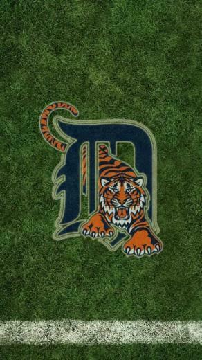 Pin Detroit Tigers Iphone Wallpapers Sports Geekery