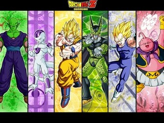 DBZ boss   the adventures of cell Wallpaper 29639275