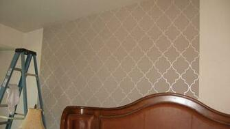 Designed To The Nines Spanish Tile Textural Wallpaper