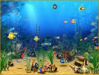 Download Exotic Aquarium 3D Screensaver Exotic Aquarium 3D