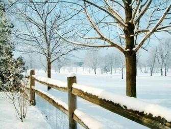 Winter Scenes for Desktop