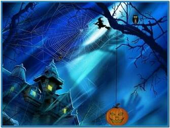 Microsoft screensavers windows 7 halloween   Download