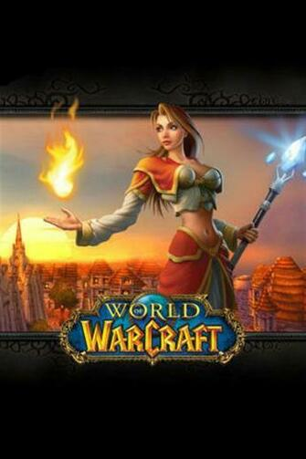World of Warcraft Game iPhone Wallpapers iPhone 5s4s3G