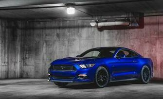 2015 Ford Mustang GT Blue ford mustang 2015 wallpaper