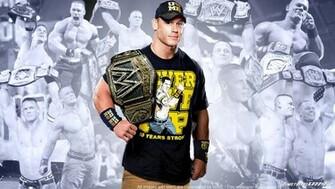 Wrestling Super Stars John Cena New HD Wallpaper 2013