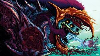 Download 4000x2251 hyper beast 3d art graphics beast monster