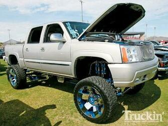 lifted chevrolet trucks wallpapers