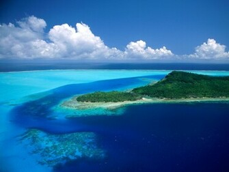 1600x1200 Pacific Island desktop PC and Mac wallpaper