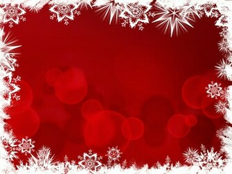 Blank Christmas background