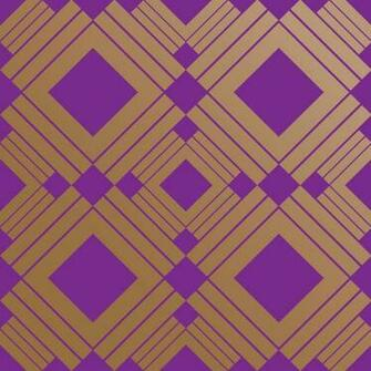 District17 Diamond Violet Removable Wallpaper Wallpaper