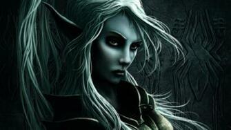 Dark Elf Full HD Desktop Wallpapers 1080p