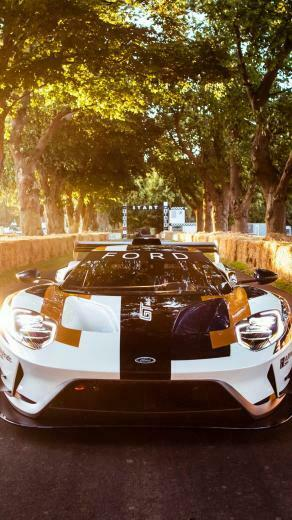 Download Ford GT MK II 2019 Pure 4K Ultra HD Mobile Wallpaper