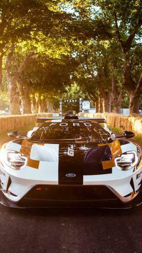 Download Ford GT MK II 2019 Pure 4K Ultra HD Mobile Wallpaper