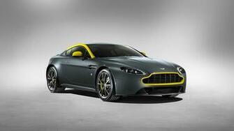 2015 Aston Martin V8 Vantage N430 Car Wallpaper 6